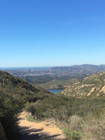 Poway, كاليفورنيا: Chemin