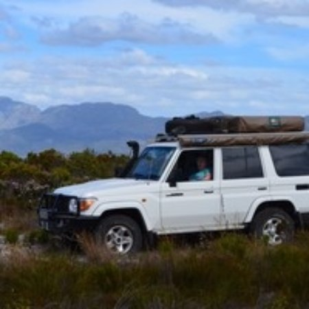 St. James, Zuid-Afrika: The Cape Rocky Mountain 4x4 Tour & Camp-out