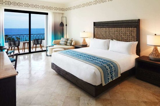 Hilton Los Cabos Beach & Golf Resort: Deluxe Partial Ocean View