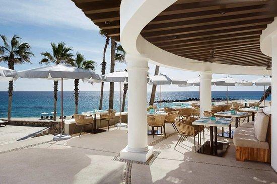 Hilton Los Cabos Beach & Golf Resort: Madero Restaurant