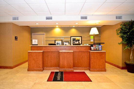 Dover, NH : Front Desk