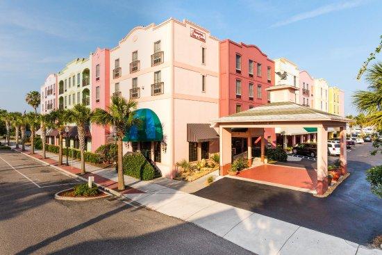 Photo of Hampton Inn & Suites Amelia Island-Historic Harbor Front Fernandina Beach