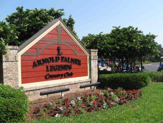 Hampton Inn & Suites The Villages: Arnold Palmer Legends