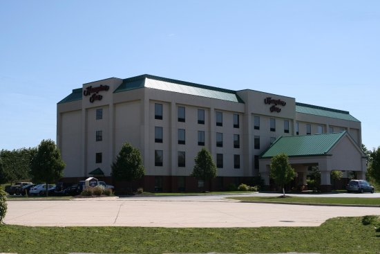 Hampton Inn Cleveland Airport-Tiedeman Rd: Welcome To Hampton Inn Cleveland Airport - Tiedeman Road