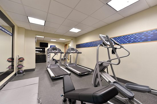 Hampton Inn Martinsburg - Fitness Center