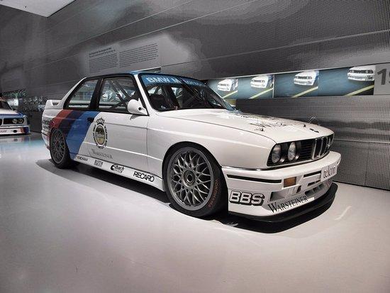 BMW M3 DTM (E30) \'1987-93 - Picture of BMW Museum, Munich - TripAdvisor