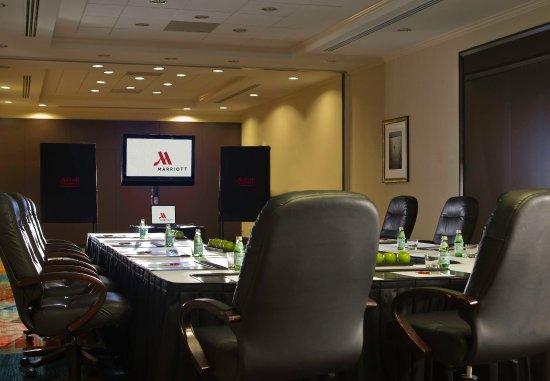 Greenbelt, MD: Boardroom    U-Shape Setup