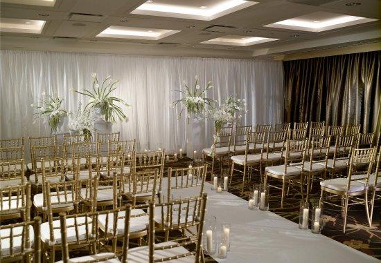 Dunwoody, GA: Roosevelt Wedding Ceremony
