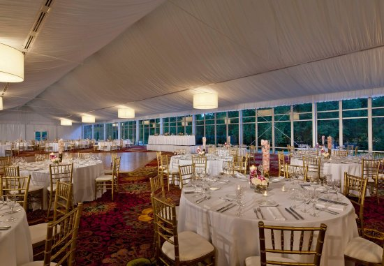 Lincolnshire, Ιλινόις: Grand Marquee Pavilion    Social Event