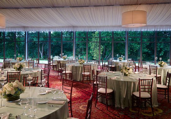 Lincolnshire, Ιλινόις: Grand Marquee Pavilion - Social Event