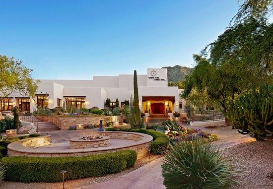JW Marriott Scottsdale Camelback Inn Resort & Spa: Exterior