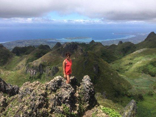 Dalaguete, Philippines: the peak