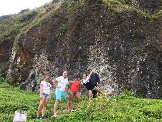 Dalaguete, Filipina: fun walk