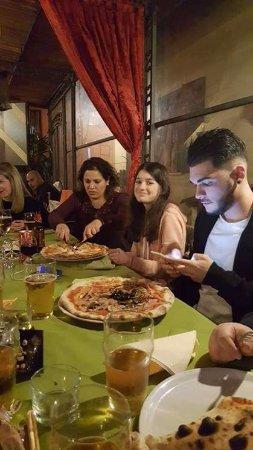 Capoterra, İtalya: Andateci 1 volta e ci ritornerete sempre 😁