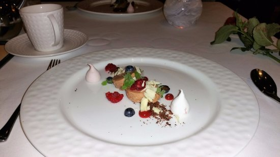 Opus Restaurant: Chocolate Parfait