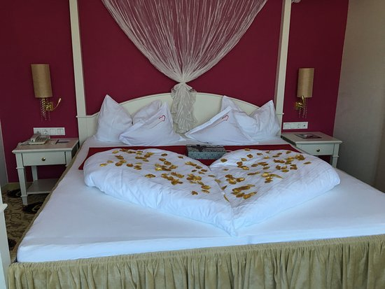 Ladis, Austria: Honeymoon Suite