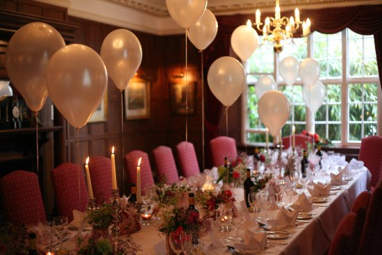 The Tavistock Room - ideal for special occasion private dining