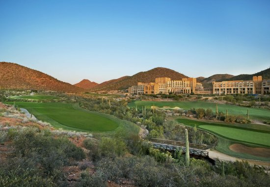 JW Marriott Tucson Starr Pass Resort & Spa : Exterior