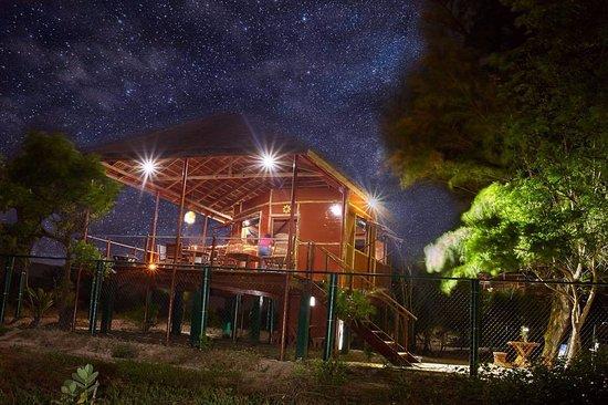 Entrance - Picture of Jay Bee Beach Camp, Lagos - Tripadvisor