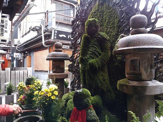 Hozen-ji Temple : 法善寺