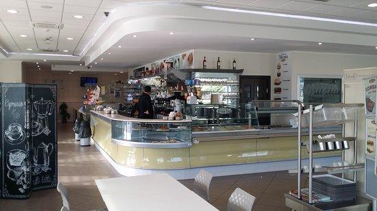 RistoCafeBruzia: Risto Caffe La Bruzia
