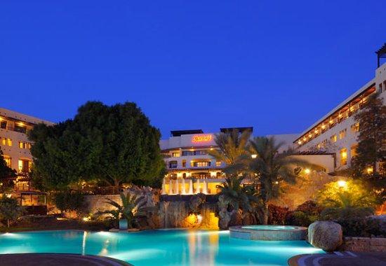 约旦峡谷万豪度假水疗酒店 照片