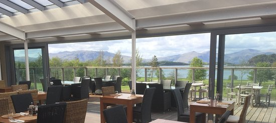 Benderloch, UK: The Deck Restaurant