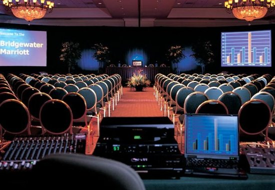 Bridgewater, Nueva Jersey: Grand Ballroom Meeting