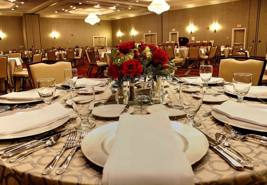 Ypsilanti, MI: Roy E Wibanks Ballroom