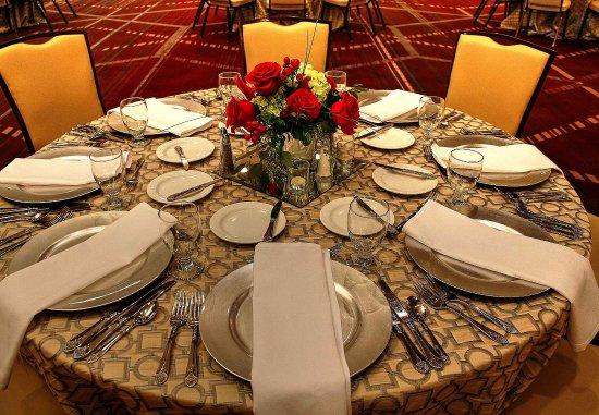 Ypsilanti, MI: Roy E. Wilbanks Ballroom - Details