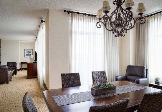 Ρέντμοντ, Ουάσιγκτον: Presidential Suite    Dining Area