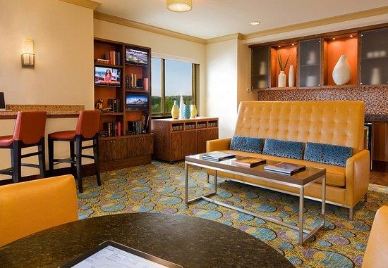 Ρέντμοντ, Ουάσιγκτον: Concierge Lounge