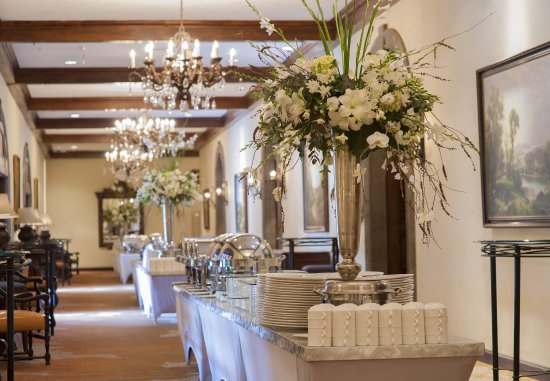San Antonio De Belen, Costa Rica: Ballroom Foyer Event Setup