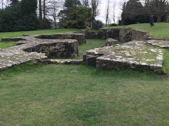 Battle Abbey and Battlefield