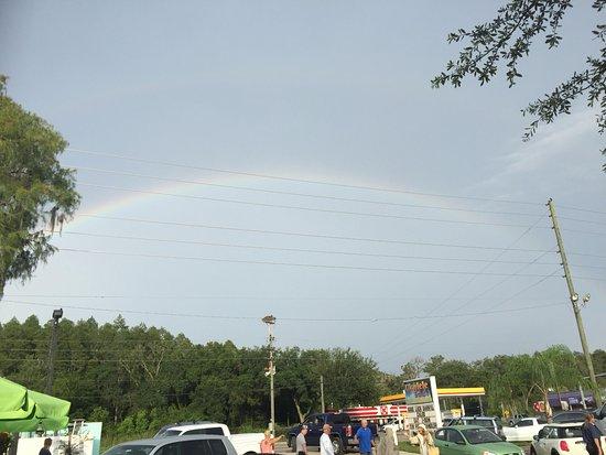 Ukulele Brand's: Found a rainbow at Ukuele Brand's
