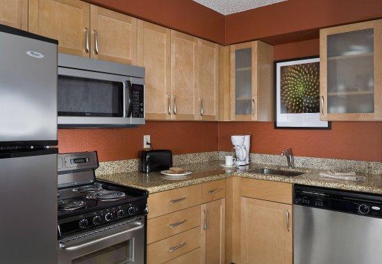 Rancho Cordova, Califórnia: Suite Kitchen