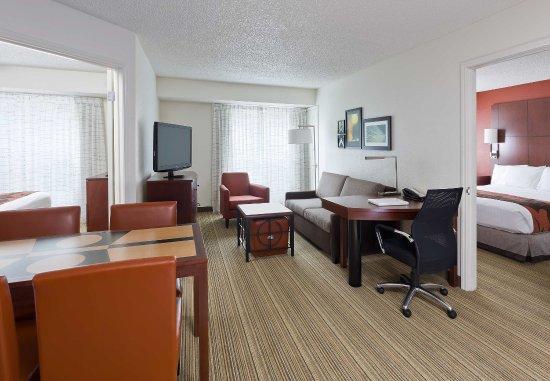 Rancho Cordova, Califórnia: Two-Bedroom Suite