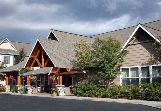 Residence Inn Anchorage Midtown: Entrance