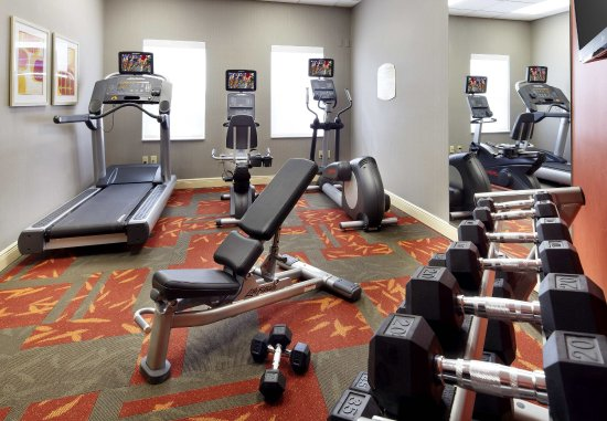 Oldsmar, FL: Fitness Center