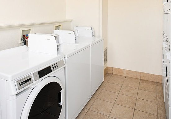 Madison Heights, Μίσιγκαν: Guest Laundry Facilities