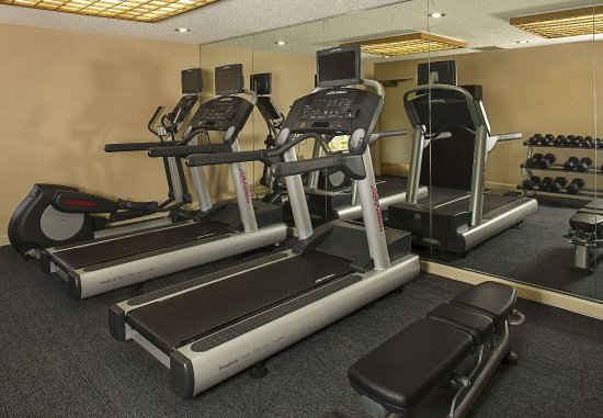 ฟรีมอนต์, แคลิฟอร์เนีย: Fitness Center