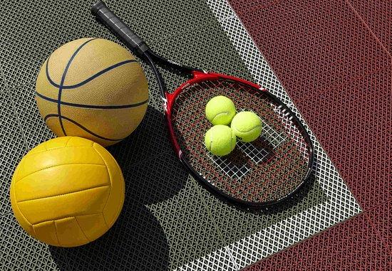 Sharonville, OH: Sport Court