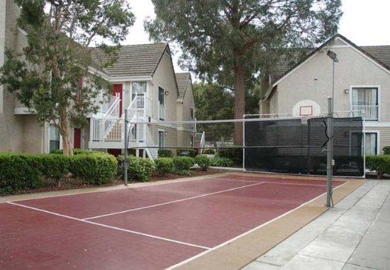 San Mateo, Californien: Sport Court