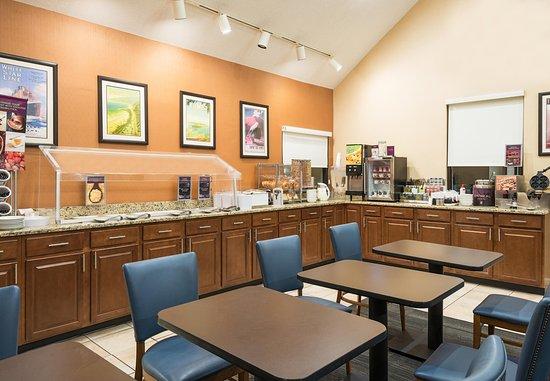 Windsor, CT: Breakfast Area