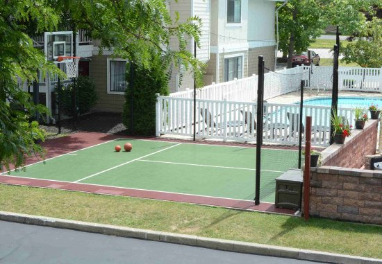 Амхерст, Нью-Йорк: Sport Court