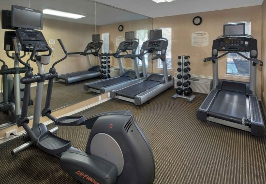 Berwyn, PA: Fitness Center