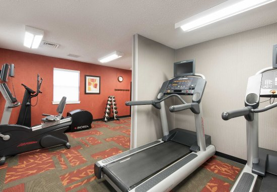 Residence Inn Chicago Deerfield: Fitness Center