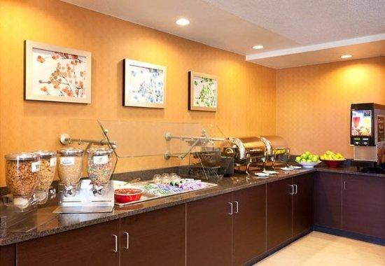 Fountain Valley, CA: Breakfast Buffet