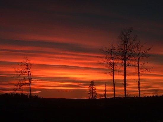Overtornea, Schweden: Winter in Övertorneå ist einfach fantastisch!