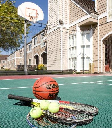 San Ramon, CA: Sport Court